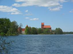 литва, города, дворцы, замки, крепости