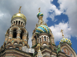 города, санкт, петербург, петергоф, россия