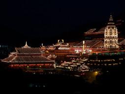 города, пекин, китай