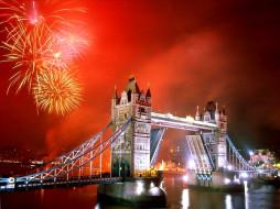 города, лондон, великобритания