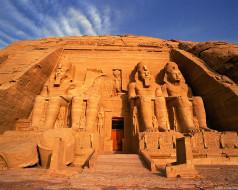 храм, абу, симбел, города, исторические, архитектурные, памятники