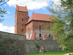 lietuva, города, дворцы, замки, крепости