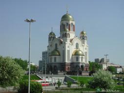 екатеринбург, города, православные, церкви, монастыри