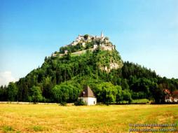 austria, launsdorf, karnten, burg, hochosterwitz, города, дворцы, замки, крепости