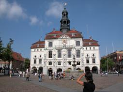 lueneburg, города, здания, дома