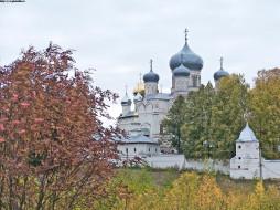авраамиево, городецкий, монастырь, Чухлома, костромкая, область, города, православные, церкви, монастыри