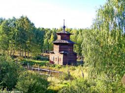 кострома, музей, деревянного, зодчества, лето, города, православные, церкви, монастыри