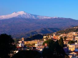 города, сицилия, италия