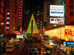 hongkong, города, гонконг, китай