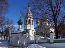 кострома, церковь, иоанна, богослова, города