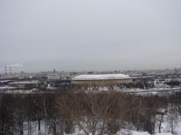 Большая спортивная арена Лужники обои для рабочего стола 1600x1200 большая, спортивная, арена, лужники, города, москва, россия