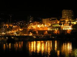 монако, ноЧи, города, монте, карло