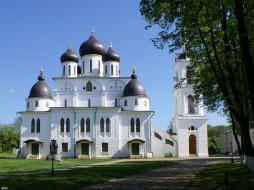 дмитров, кремль, города, православные, церкви, монастыри