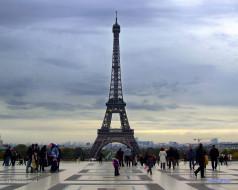города, париж, франция