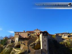 meteora, города, православные, церкви, монастыри