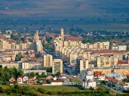 Alba Iulia Romania обои для рабочего стола 1280x960 alba, iulia, romania, города, панорамы