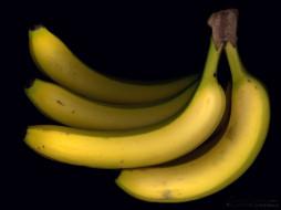 бананы, еда