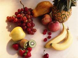 еда, фрукты, ягоды
