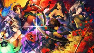 muramasa, the, demon, blade, №200572, аниме, катана, меч