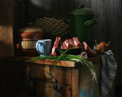 ира, быкова, еда, натюрморт