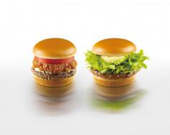 обои для рабочего стола 1280x1024 еда, бутерброды, гамбургеры, канапе