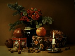 ir, rybgagen, канун, рождества, еда, натюрморт