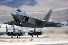 авиация, боевые, самолёты, взлёт