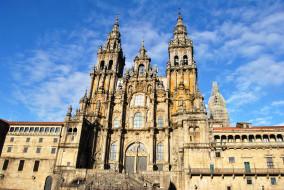 Santiago de Compostela обои для рабочего стола 1912x1280 santiago, de, compostela, города, католические, соборы, костелы, аббатства, галисия