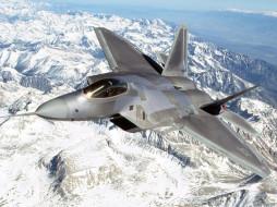 истрибитель, авиация, боевые, самолёты, raptor, f-22