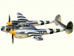 авиация, 3д, рисованые, graphic