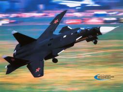 авиация, боевые, самолёты, berkut, su-47