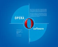 nikstone, blue, компьютеры, opera