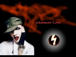 manson, love, музыка, marilyn