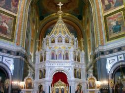 интерьер, убранство, роспись, храма