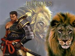 Герои обои для рабочего стола 1024x768 герои, разное