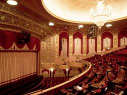 интерьер, театральные, концертные, кинозалы