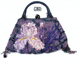 гузель, бакеева, разное, сумки, кошельки, зонты, сумка, ирис, фиолетовый