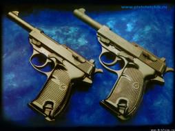 p38, оружие, пистолеты
