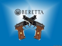 dual, beretta, оружие, пистолеты