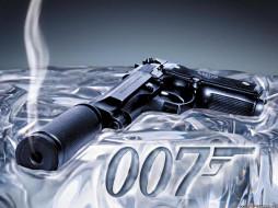 007, оружие, 3d