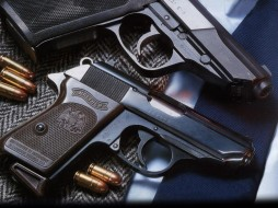 walther, p5, ppk, оружие, пистолеты