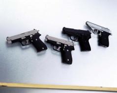 sig, family, оружие, пистолеты