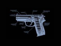 sig, pro, ray, оружие, 3d