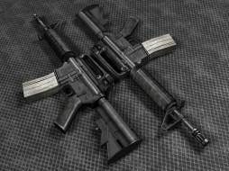 обои для рабочего стола 1280x960 оружие, 3d