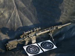 обои для рабочего стола 1024x768 оружие, винтовки, прицеломприцелы