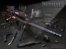 обои для рабочего стола 1200x900 оружие, 3d