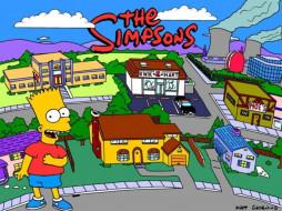 мультфильмы, the, simpsons