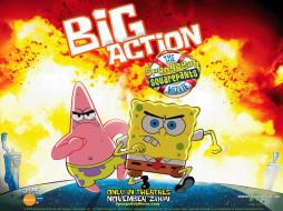 sponge, bob, мультфильмы, spongebob, squarepants