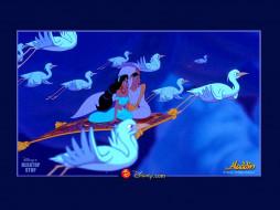 мультфильмы, aladdin