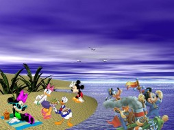 мультфильмы, disney